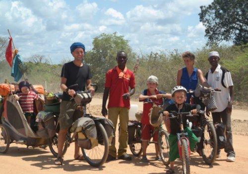 Rêve de mômes Périple en famille en Afrique - 17h